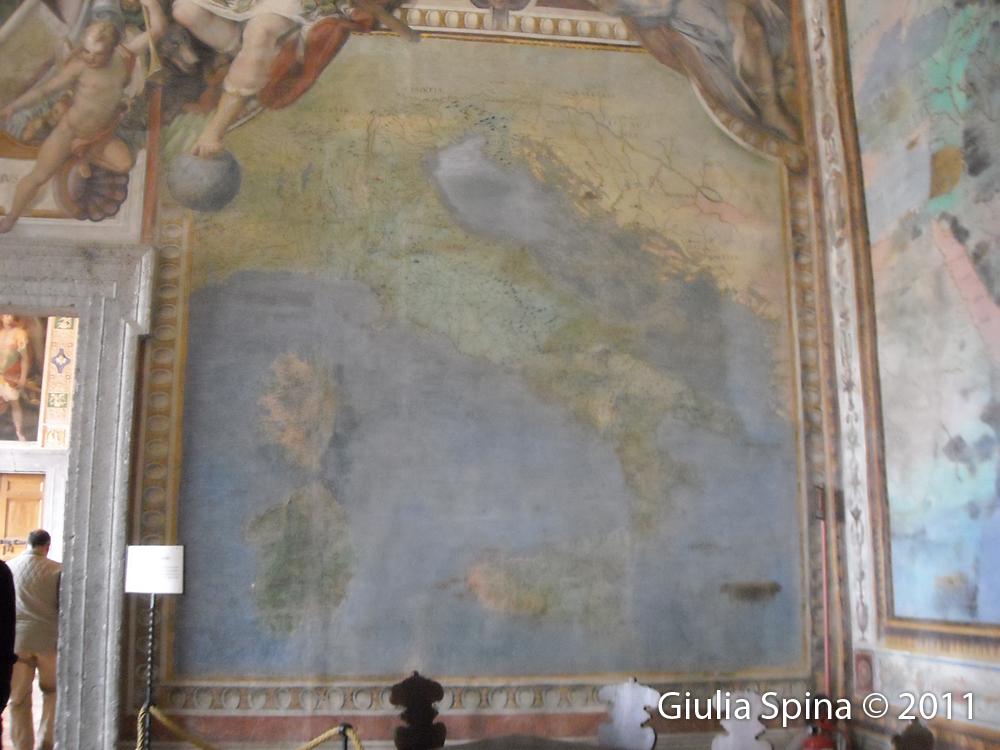 Soffitto A Volta Affrescato : Villa annoni cuggiono